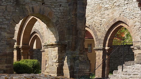 Kloster Memleben © Copyright Karl-Heinz Hänel