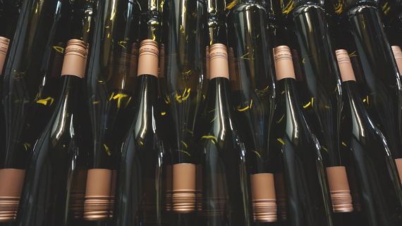 Wein von Klaus Böhme aus Laucha © Copyright Karl-Heinz Hänel