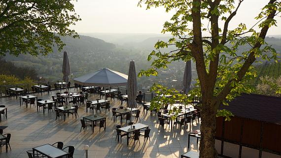 Berghotel zum Edelacker Saale-Unstrut © Copyright Karl-Heinz Hänel