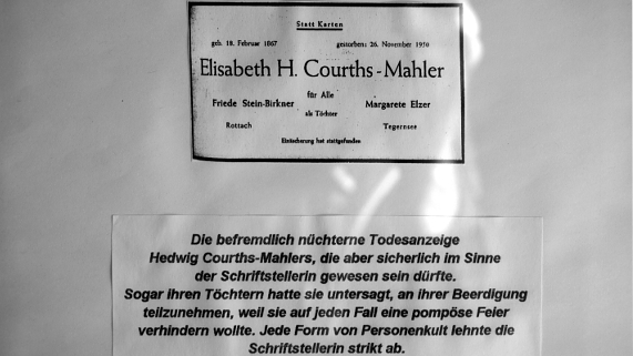 Heimatmuseum Nebra mit Hedwig-Courths-Mahler-Archiv © Copyright Karl-Heinz Hänel