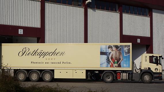 Sektkellerei Rotkäppchen © Copyright Karl-Heinz Hänel