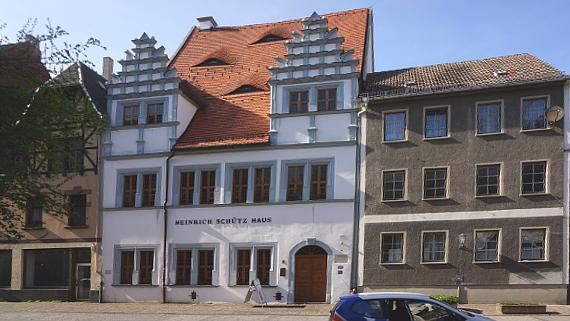 Heinrich Schütz Museum © Copyright Karl-Heinz Hänel