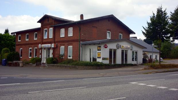 Nienborstel, Ortsteil Barlohe © Copyright Karl-Heinz Hänel
