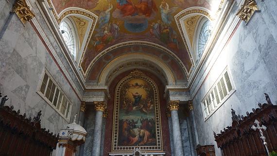 Kathedrale Mariä Himmelfahrt und St. Adalbert © Copyright Karl-Heinz Hänel