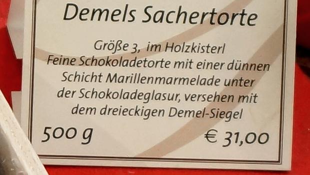 Der Demel Wien © Copyright Karl-Heinz Hänel