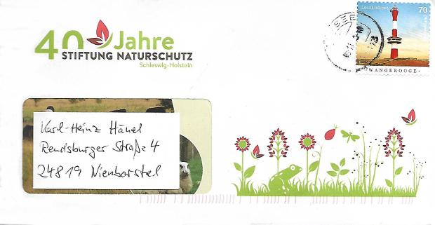 Briefpost © Copyright Karl-Heinz Hänel