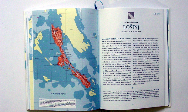 Atlas der Mittelmeer-Inseln © Copyright Wagenbach Verlag