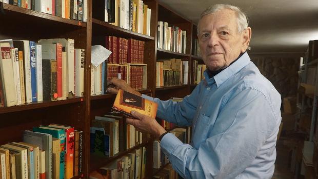 Cord Christian Troebst vor seinen 81 Jahren Tagebücher © Copyright Karl-Heinz Hänel