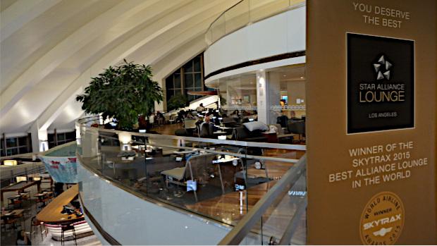Senator Lounge Airport LAX © Copyright Karl-Heinz Hänel