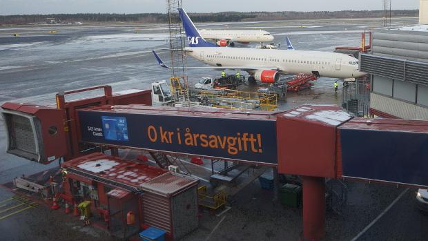 Airport Stockholm-Arlanda © Copyright Karl-Heinz Hänel