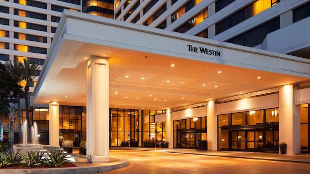The Westin LAX © Copyright The Westin