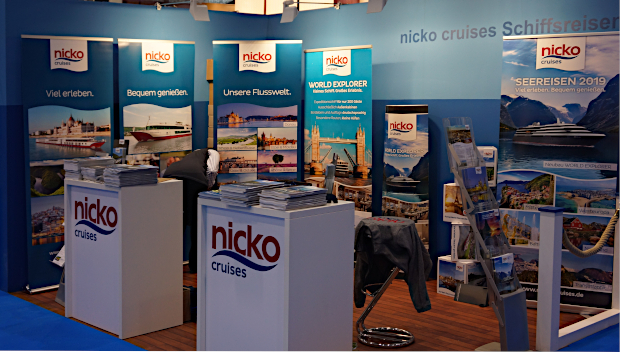 nicko cruises © Copyright Karl-Heinz Hänel
