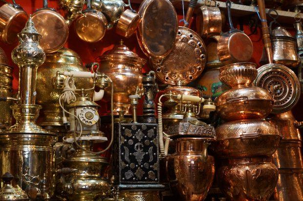 MS Astor Kreuzfahrt Landgang Marrakesch / Marokko © Copyright Karl-Heinz Hänel