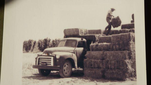 Farmerleben in Kalifornien © Copyright Karl-Heinz Hänel